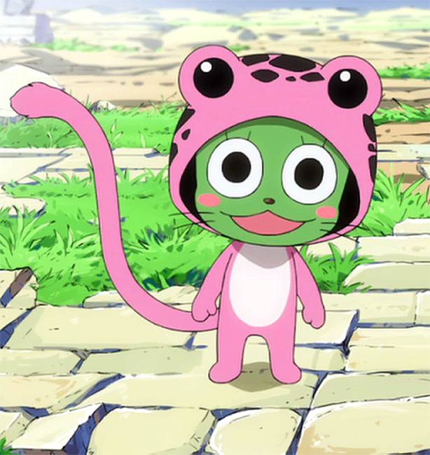 Frosch from Fairy Tail