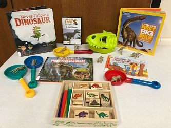 dinosaur STEm kit