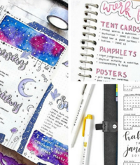 Monthly Creative Journaling