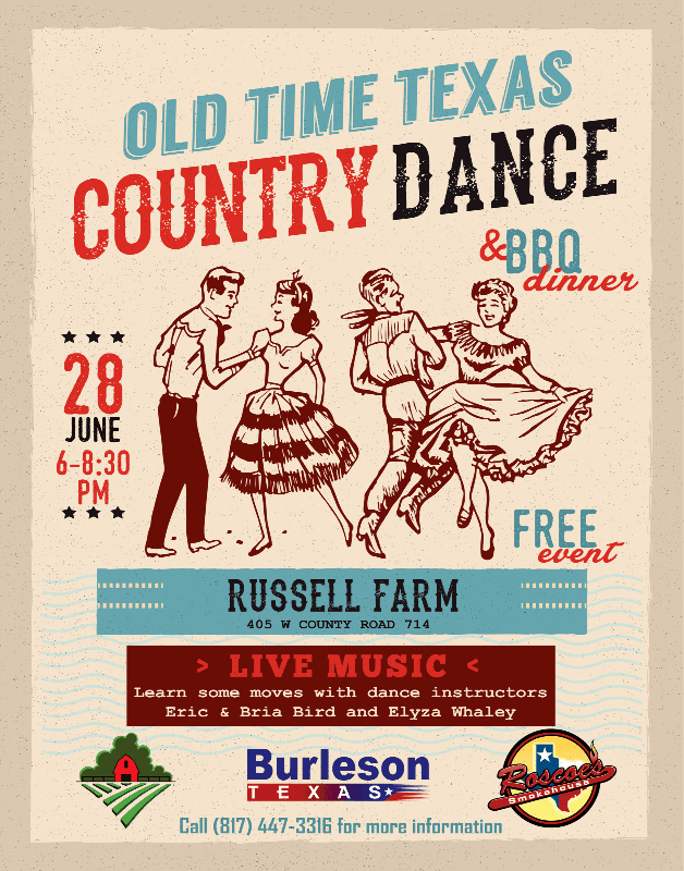 Old Time Texas Country Dance