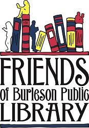 Friends of the Burleson Library logo (small)
