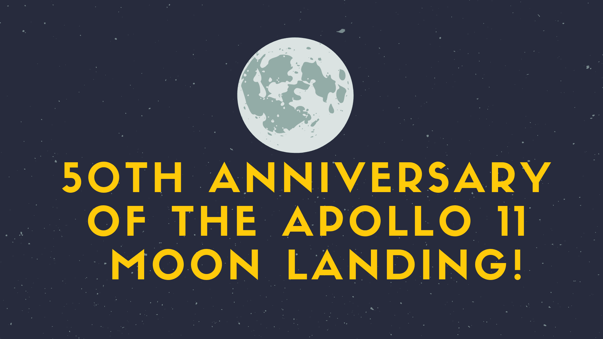 50th Anniversary of the apollo 11 moon landing (1)
