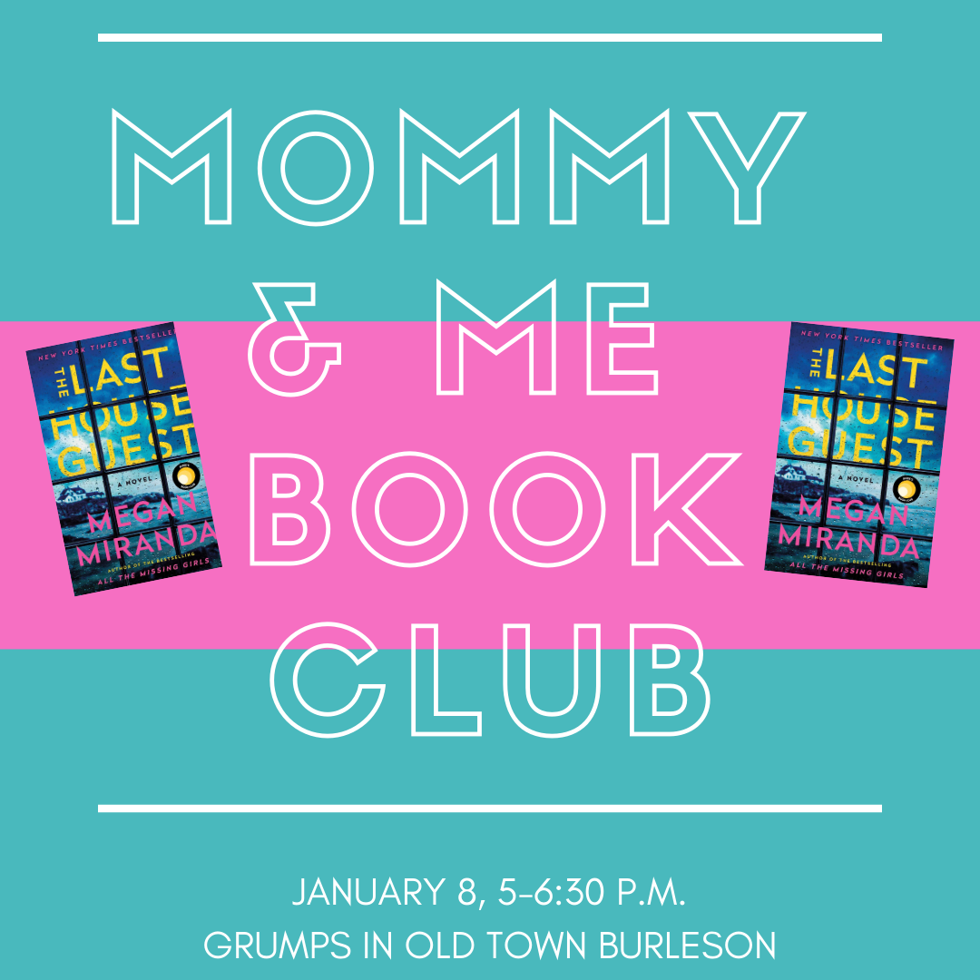 Mommy and me Book CLub small