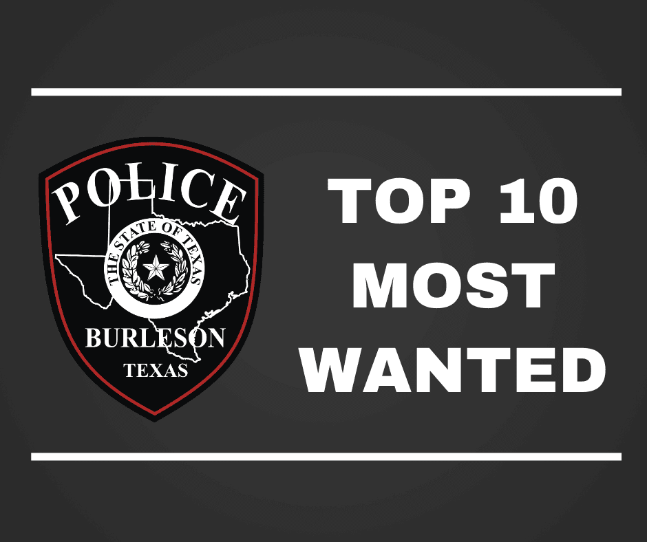 BPD top 10 most wanted