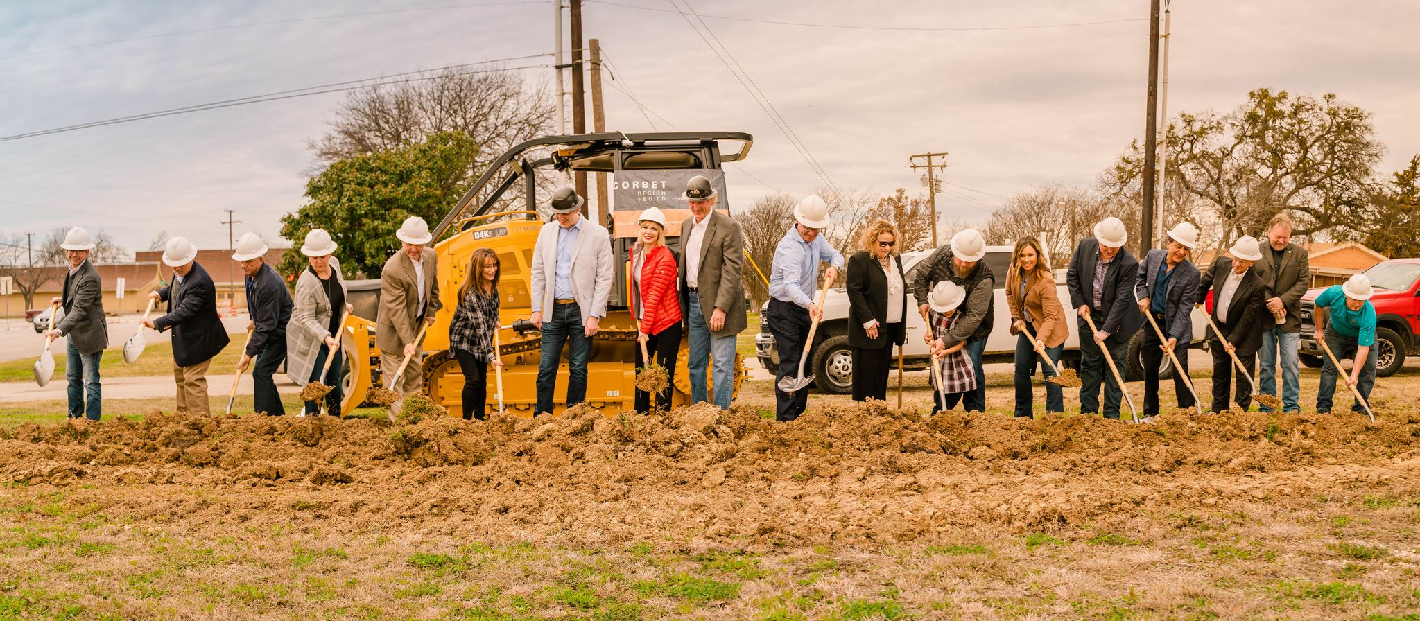 Old Town Station Phase 2 breaks ground