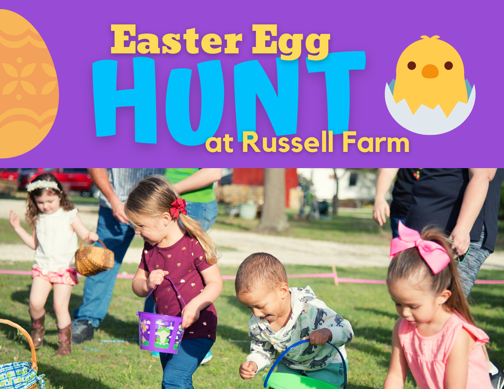 Russell Farm Easter