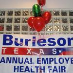 Employee Health Fair