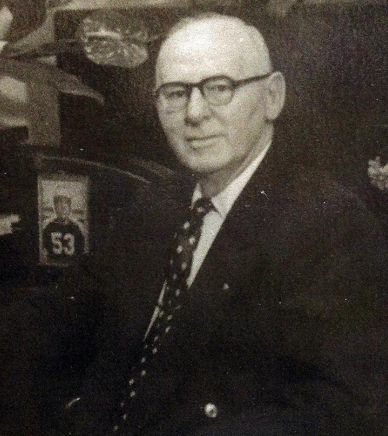 photo of Mayor George E. Bransom, Sr.