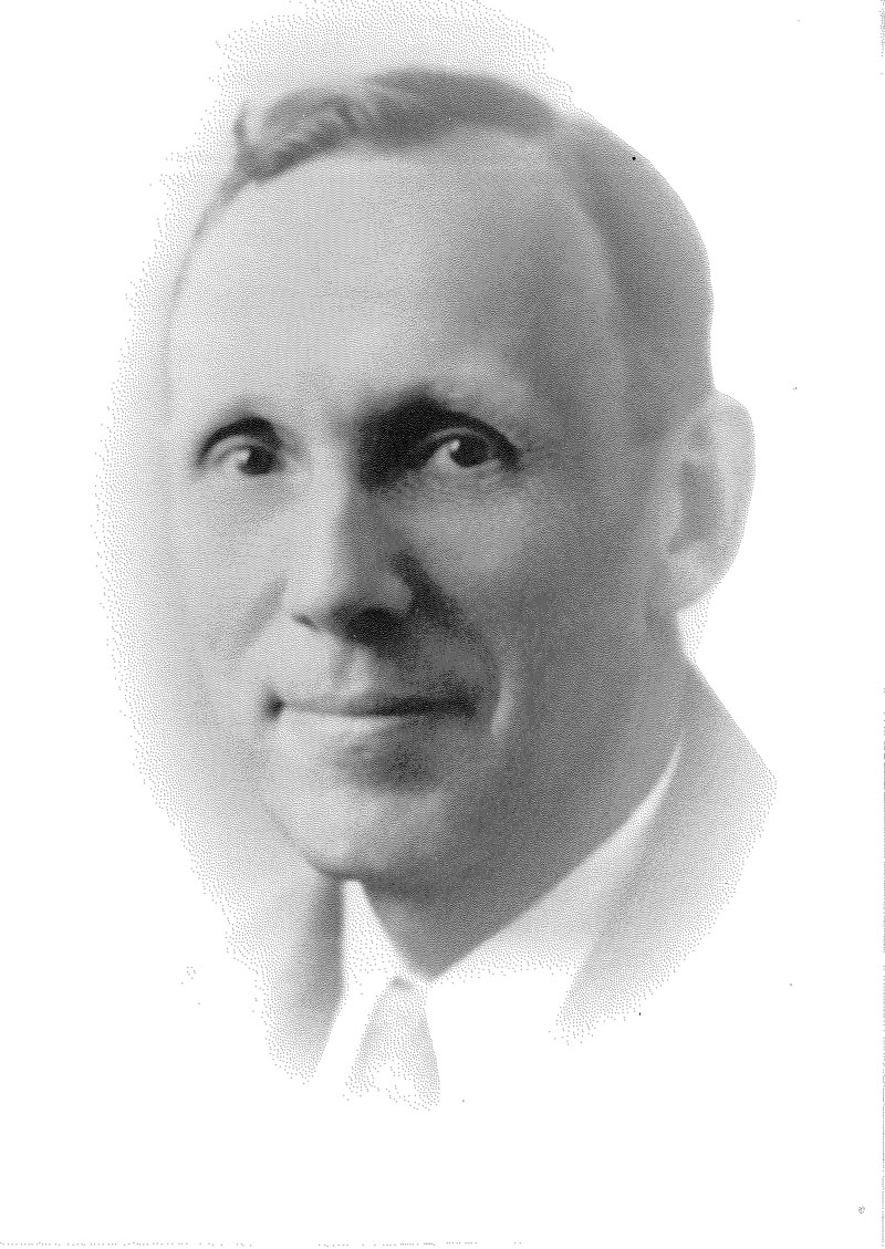 photo of Mayor A.W. Haskew