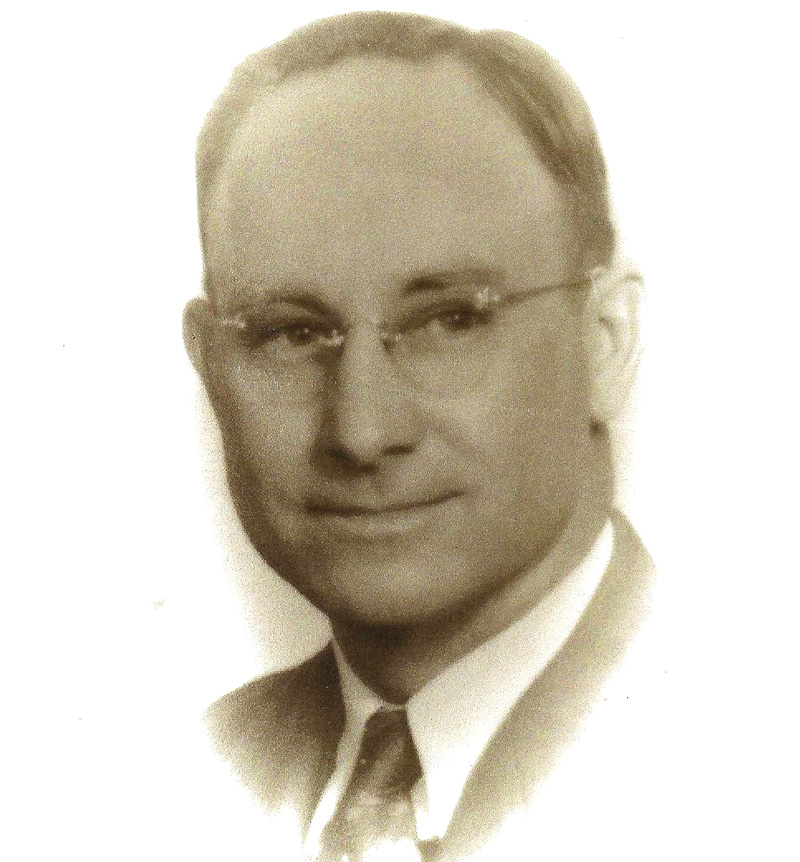 photo of Mayor J. Malcolm Scott
