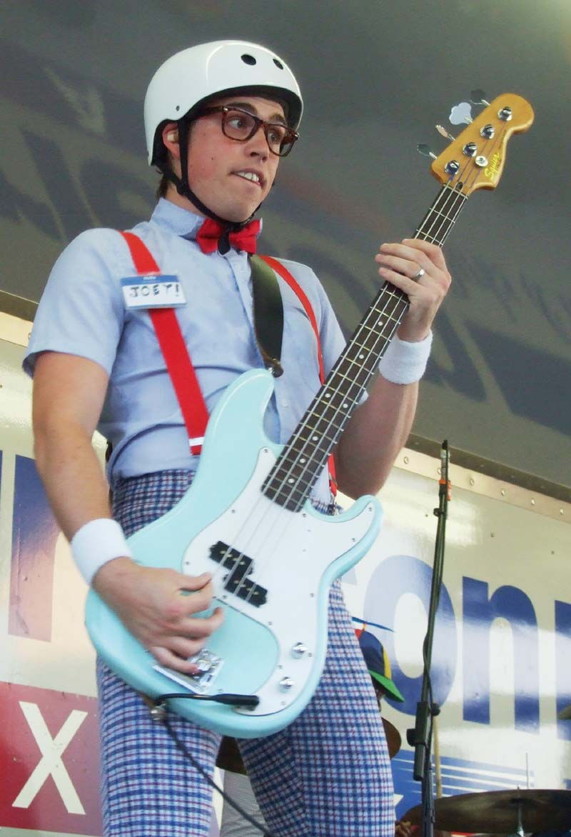 photo of The Spazmatics