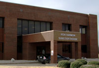 Ron Harmon Sub Court House